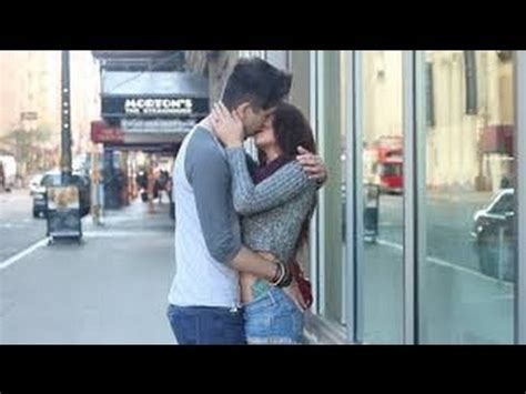 kiss prank tutorial top 5 kissing pranks 2016 gone wild youtube