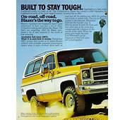 Car Brochures  1979 Chevrolet And GMC Truck