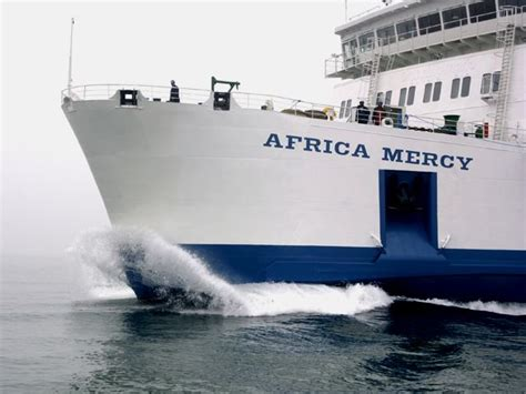 mercy boat africa the worlds largest ngo hospital ship the africa mercy