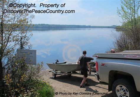 big lake alberta boat launch swan lake recreation area alberta the boat launch makes