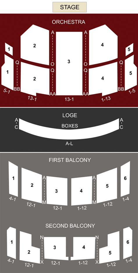 taft theater seating map taft theatre cincinnati oh seating chart stage