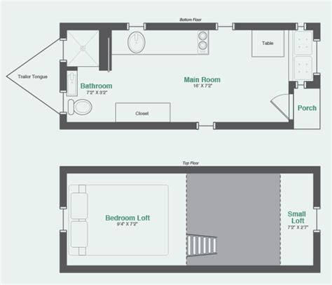 house floor plans with pictures monarch tiny homes light footprint engineering