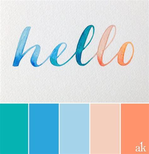 blue neutral color watercolor palette the perfect palette pinterest