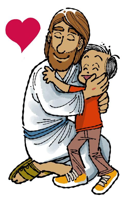imagenes de la vida de jesus en caricatura imagen de jesus caricatura imagui