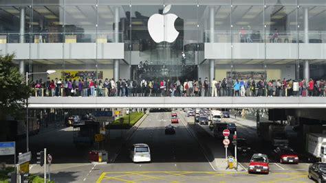 apple x hong kong hong kong february 13 2015 apple retail stores cars