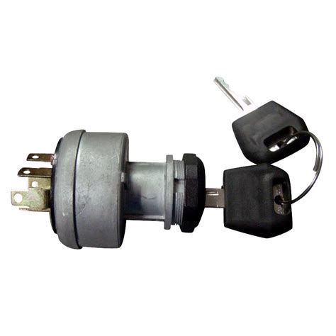 Replace L Switch by New Ignition Switch International Tractor 580d 580k 580l Backhoe Loader Ebay