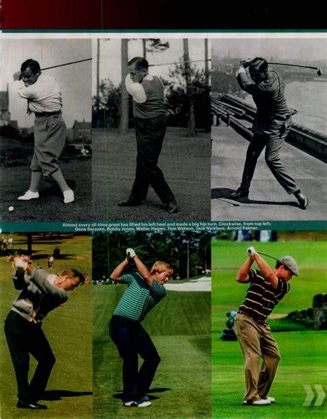 brandel chamblee golf swing brandel chamblee s anatomy of greatness featured in golf