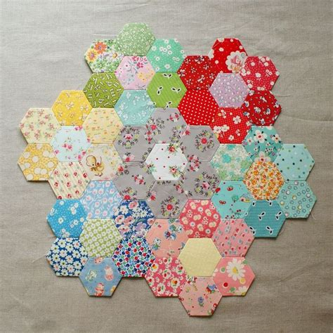 Hexagon Shapes For Patchwork - hexagon shapes for patchwork 28 images 197 best images