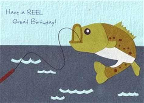 printable birthday cards fishing 92 best unique greeting cards images on pinterest