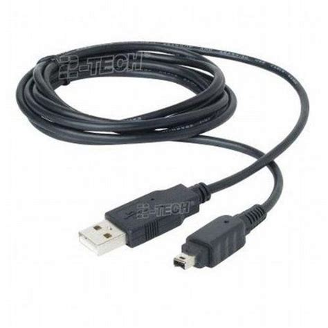Kabel Firewire 4 Pin To 6 Pin Wire Cable usb auf firewire kabel bei camcorder usb to firewire canon xm2 verbindung