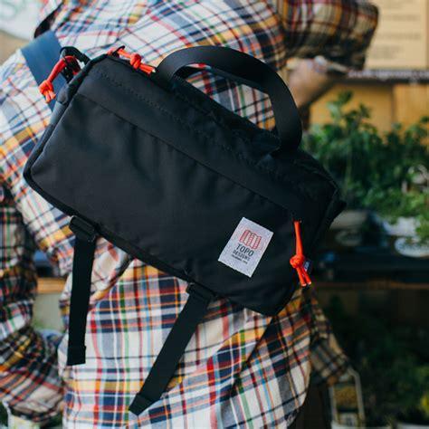 Topo Designs Light Hip Pack Por Homme Contemporary