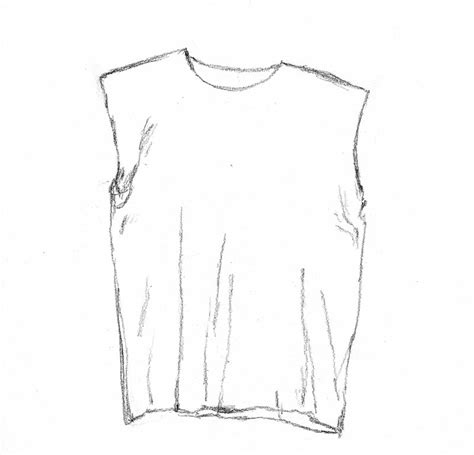 Drawing T Shirt by Everything You Need To About How To Sketch A Shirt