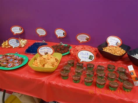 themed food themed birthday food recipe by