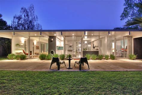 eichler house art for eichler homes the happy collective blog san