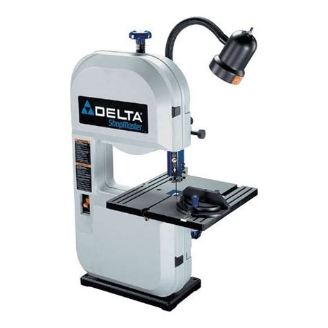 delta bench band saw delta bs100 shopmaster 9 inch bench top band saw power