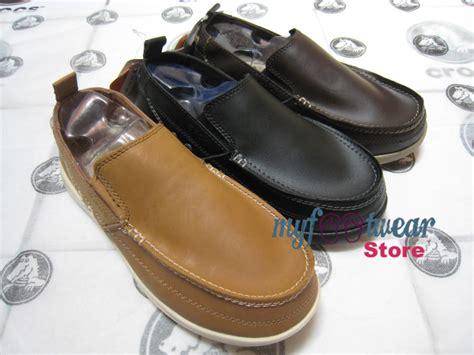 Sepatu Crocs Line myfootwearstore pusat sepatu crocs murah surabaya harborline loafer original