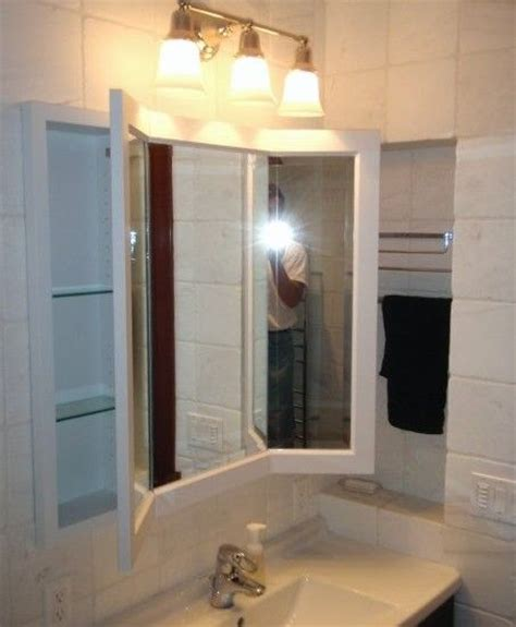 3 Way Bathroom Mirror by Excellent Three Way Vanity Mirror Design Traditional