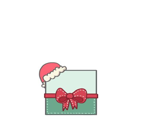 happy merry christmas gif by lisa vertudaches find