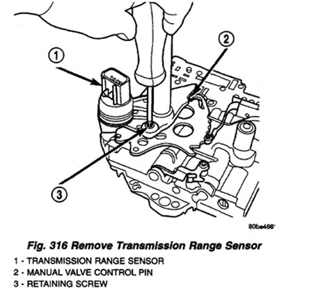 auto manual repair 2005 chrysler sebring transmission control repair guides components systems transmission range sensor solenoid assembly autozone com
