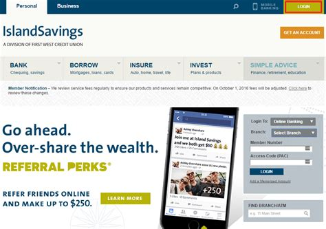first light credit union online banking merrick bank credit card login excellent saved with