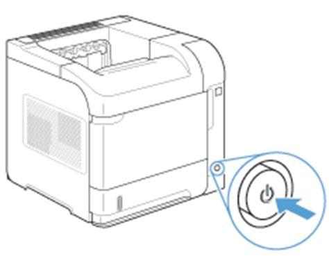 laserjet printable area clear jams from the fuser area hp laserjet 600 m601 m602 m603