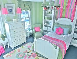 Girls Room Colors Pretty In Pink Designing A Little Girl S Room