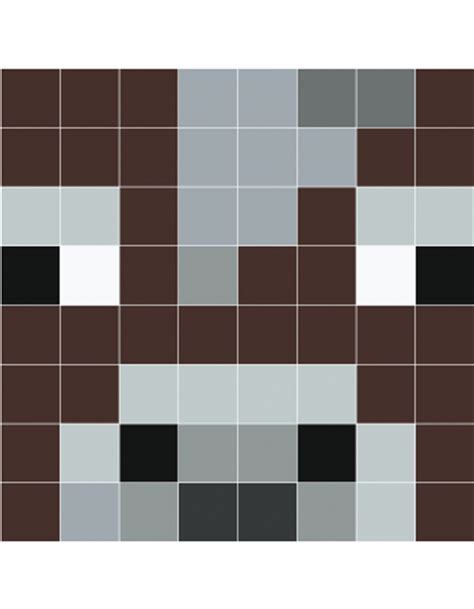 minecraft cow template minecraft cow skin template www pixshark images