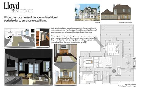 home design concept board residential design construction documentation sherrell