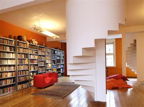 housing interior designs home interior designs reading room design