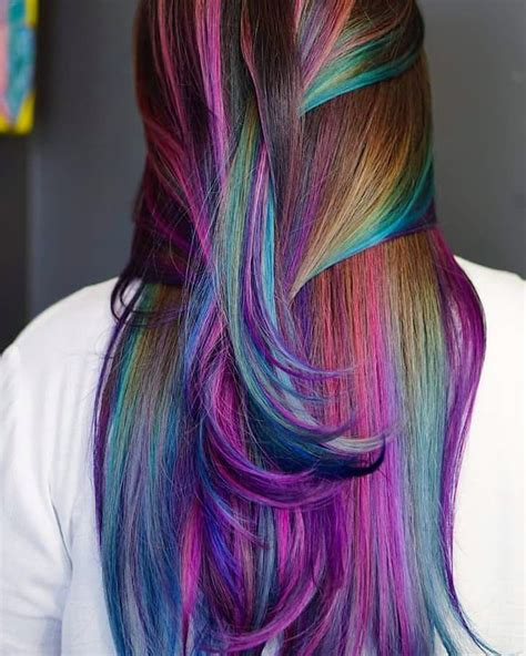 mermaid color hair best 25 mermaid hair colors ideas on unicorn