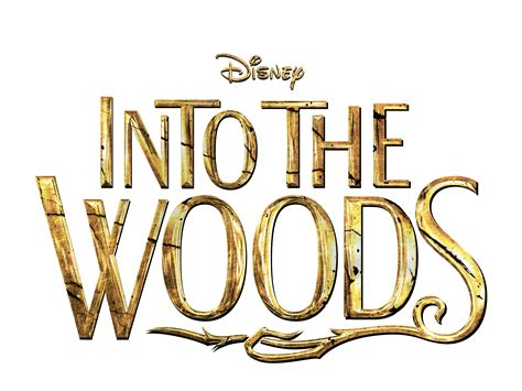 Into The Woods into the woods transparent logo into the woods disney photo 37911997 fanpop