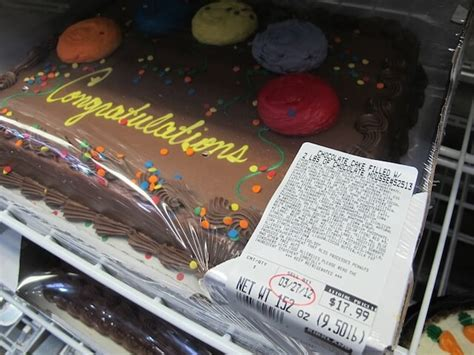 food babe investigates supermarket birthday cakes  days  real food