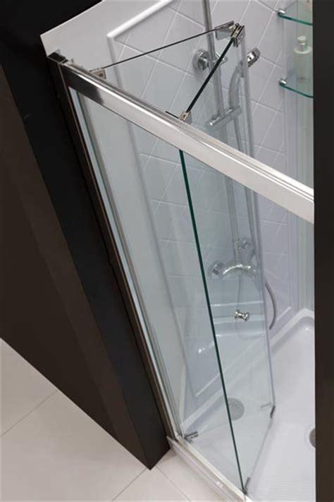 Bi Fold Shower Doors Frameless Bi Fold Shower Door Butterfly By Dreamline Frameless Folfing Shower Screen Bi Fold Shower
