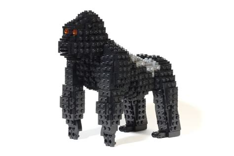 Lego Gorilla the new black tom poulsom new elementary a lego 174 of parts