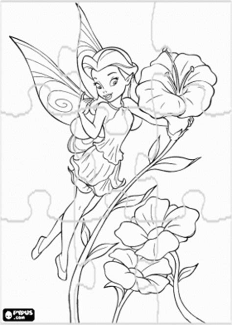 rosetta fairy coloring page 6 printable fairy rosetta coloring pages
