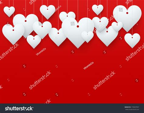 themes of love medicine background beautiful red heart on white stock vector