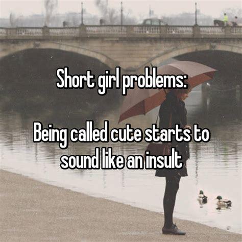 struggles   short girls  relate