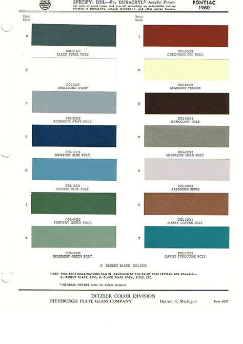trans colors 1982 trans am interior color codes www indiepedia org