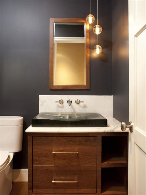 illuminating ideas  beautiful bathroom lighting hgtv