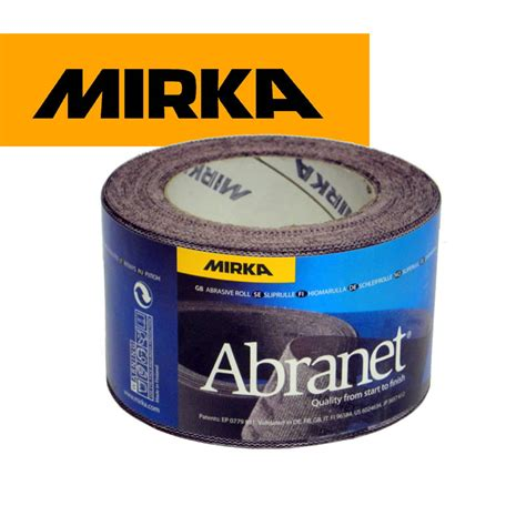 mirka woodworking turningwood 187 abranet 600 and 800 now available in rolls