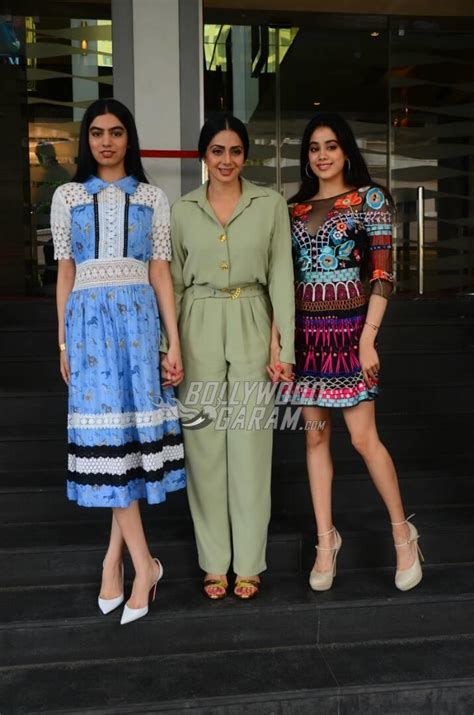 sridevi upcoming movie sridevi releases official mom trailer with daughters