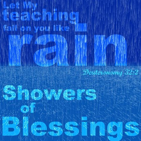 God Shower His Blessings by From Heaven Showers Of Blessing Darrell Creswell