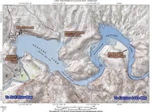 arizona fishing map www carizona your arizona cing resource guide