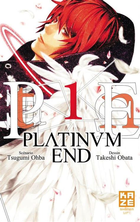 platinum end vol 4 books platinum end s 233 rie news