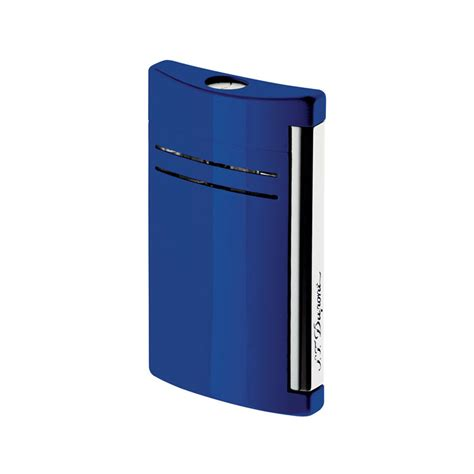 St Dupont Lighter st dupont maxijet lighter midnight blue