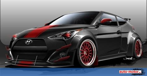 Ps Auto by Hyundai Veloster Tuning Auf 252 Ber 500 Ps Auto Motor At