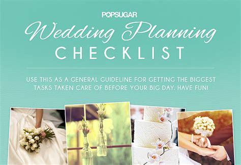 Wedding Checklist Australia by Wedding Planning Checklist Popsugar Australia Smart Living