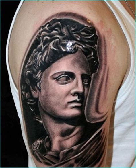 ares tattoo best 25 god ideas on