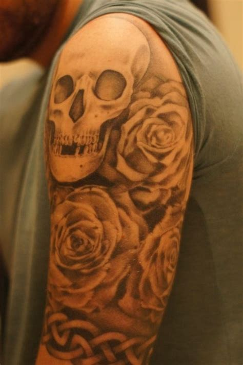 skull and roses tattoos pictures 17 best images about and skull tattoos on