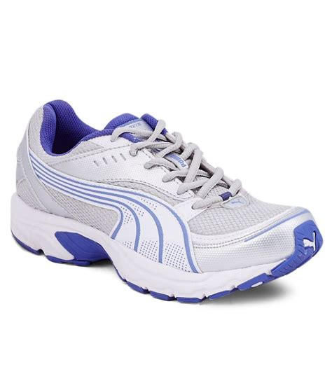 axis ii silver sport shoes price in india buy